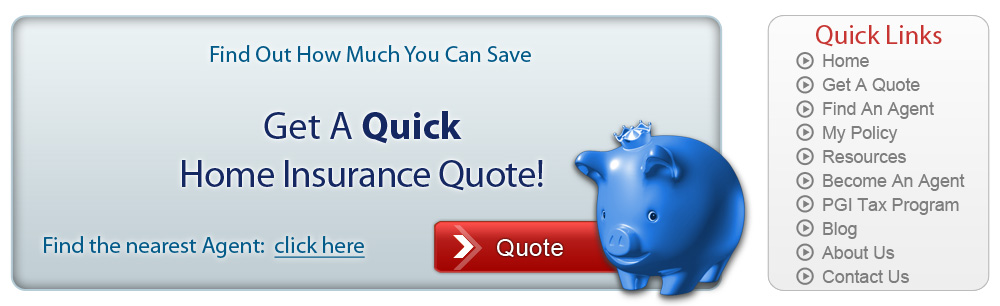 Get a Quick Home Quote!